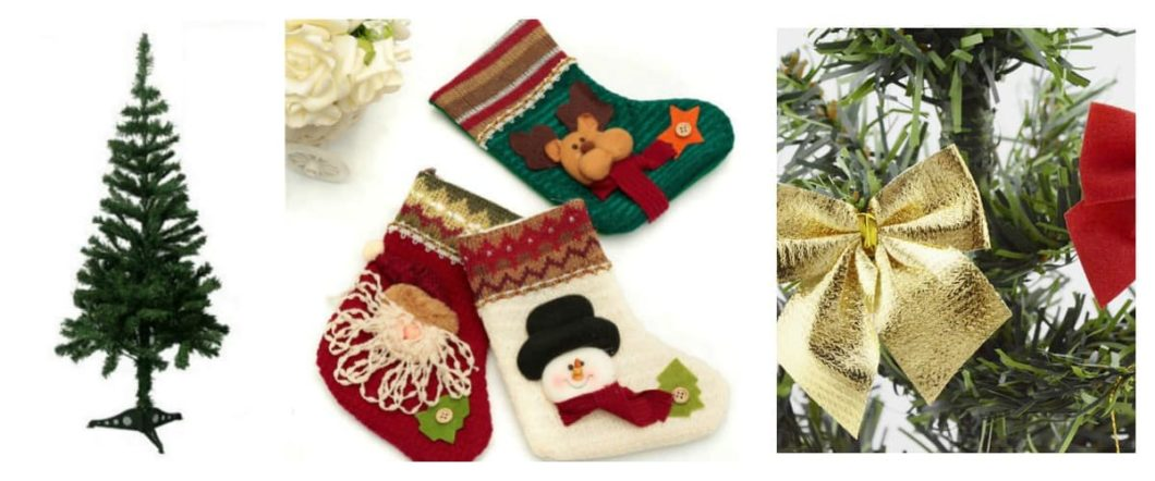 Christmas / New Year / Winter Festive Decorations